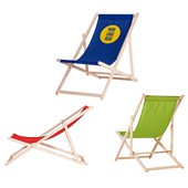 Deck Chair (Wooden)
